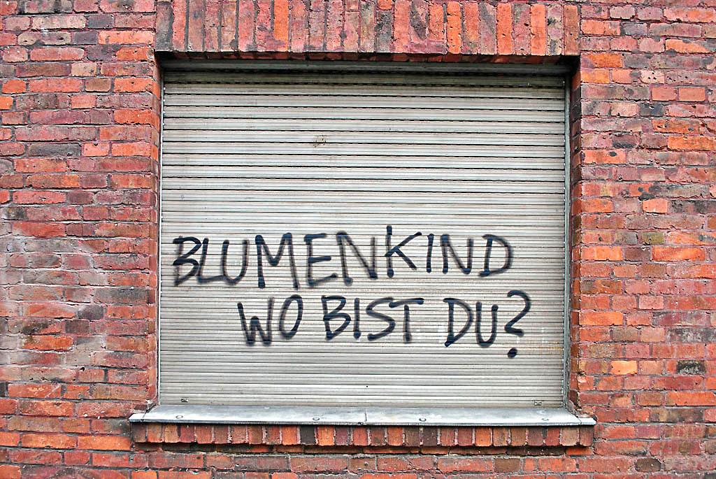 2013 Neukölln-Graffiti – Parolen aus einem Berliner Kiez - Foto: Christian Winterstein