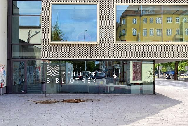 Schiller-Bibliothek (Foto Christian Winterstein 2019)